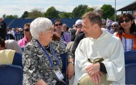 Irlanda: 50° Congresso Eucarístico Internacional