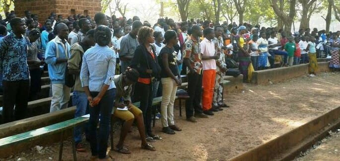 Burkina Faso: Youth movements unite