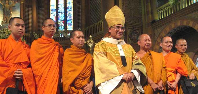 Thailand has a new cardinal