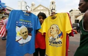 Pope Francis in Sri Lanka and the Philippines
