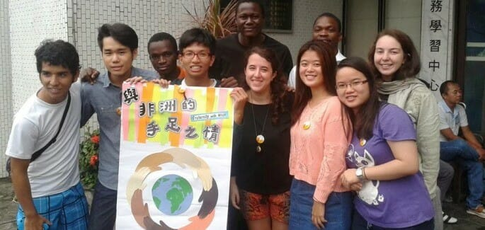 """Our Africa"" in Taiwan: Solidarity with the Ebola outbreak victims"