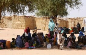 Nigeria, a journey among the refugees of Yola