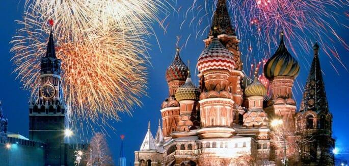 Christmas in Russia: С РОЖДЕСТВОМ!