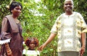 Gabão: uma família para os outros