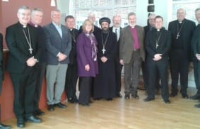 Egypt, England, Germany: a panorama of ecumenical events
