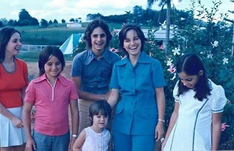 Maria-do-Carmo-famiglia