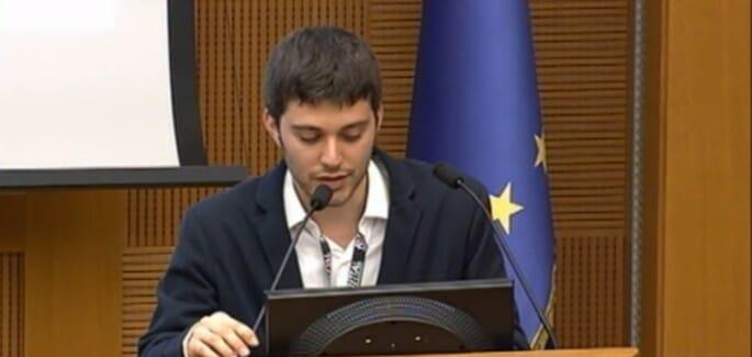 I giovani dei Focolari in Parlamento