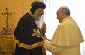 Giornata dell'amicizia fra copti e cattolici