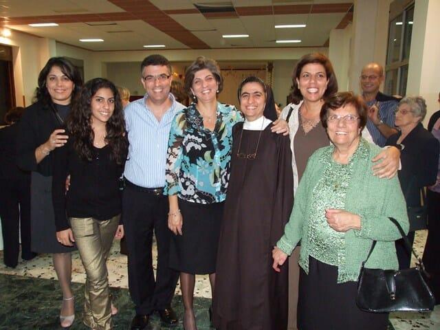 ViolettaKarram_and family