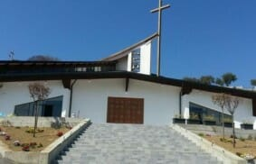 """New Ave Centre church in Calabria & """"Dialogue in Architecture"""" conference in Barcelona"""