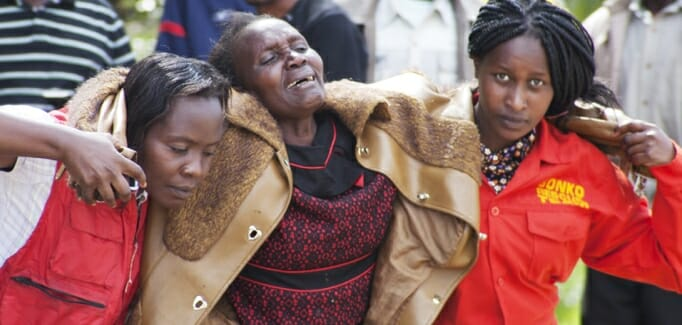 Kenya: The suffering of a people
