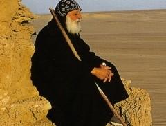 I monaci del deserto