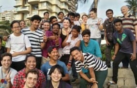 Índia: Semana Mundo Unido 2015