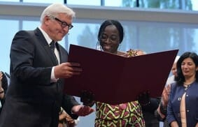 Congo: Petite Flamme receives award