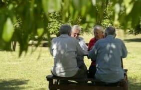 Freiwillige heute: Du bist für mich Pater Pio!