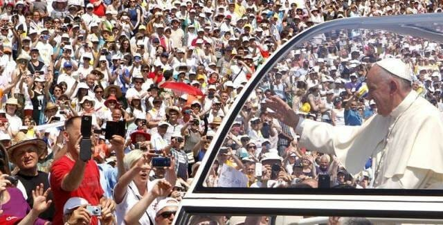 The Pope in Sarajevo: Sow Peace