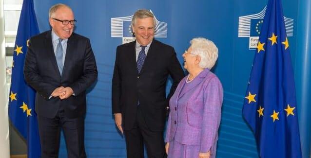 "The European Union: ""Dialogue is not a ritual"""