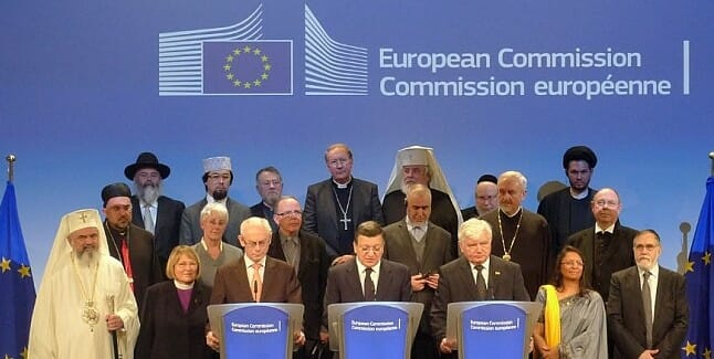 "EU, Brussels: ""Coexistence and acceptance of diversities"""