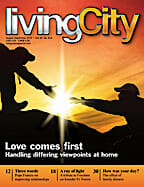 Living City wins two 2015 Catholic Press Awards