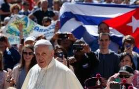 Cuba prepares to welcome Francis