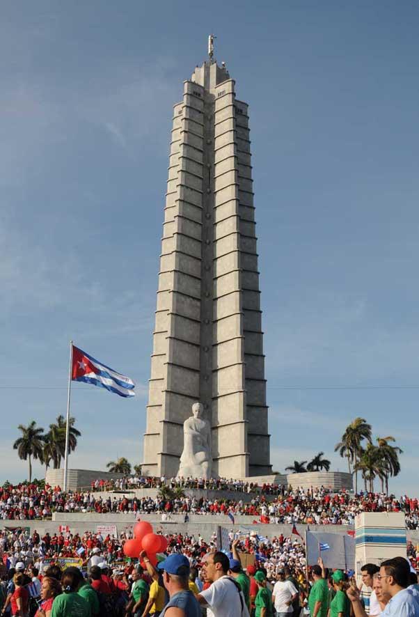 Plaza of the Revolution