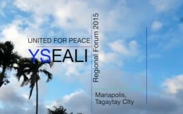 "Tagaytay (Philippines): ""United for Peace 2015"""