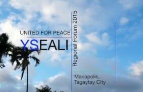 "Tagaytay (Filippine): ""Uniti per la Pace 2015"""