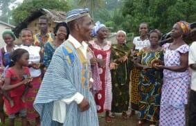 Glolé, Costa d'Avorio: da noi c'è posto