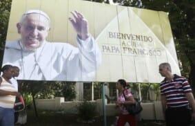 Francesco a Cuba, abbattere muri, costruire ponti