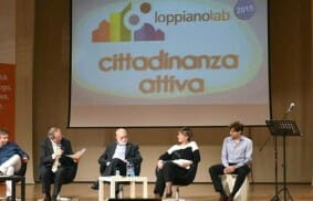 Italy. LoppianoLab 2015 begins with involvement