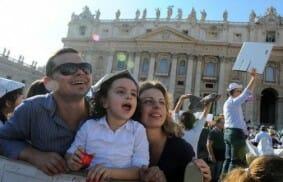 Prayer Vigil: Families Light Up the Synod