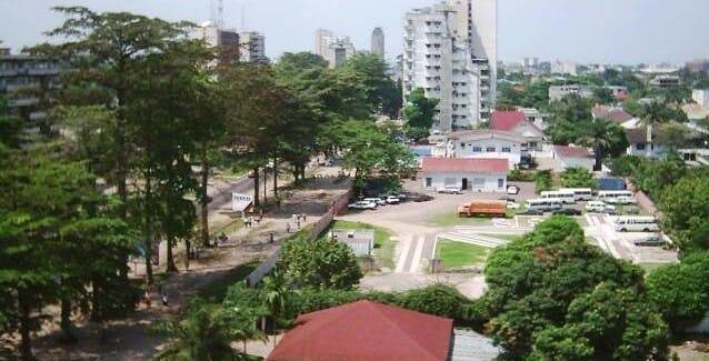 In the Kinshasa Clinic