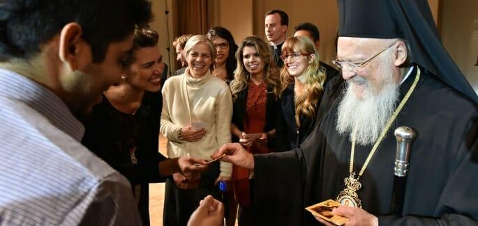 Bartholomée 1er : la joie la plus grande