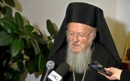 Intervista al Patriarca Bartolomeo I