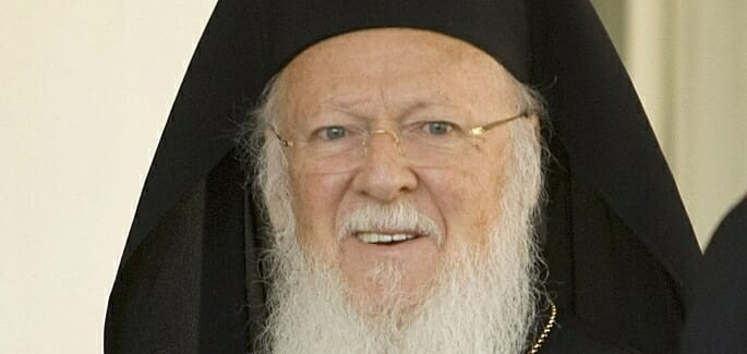 Patriarch Bartholomew I visits the Focolare's little town of Loppiano
