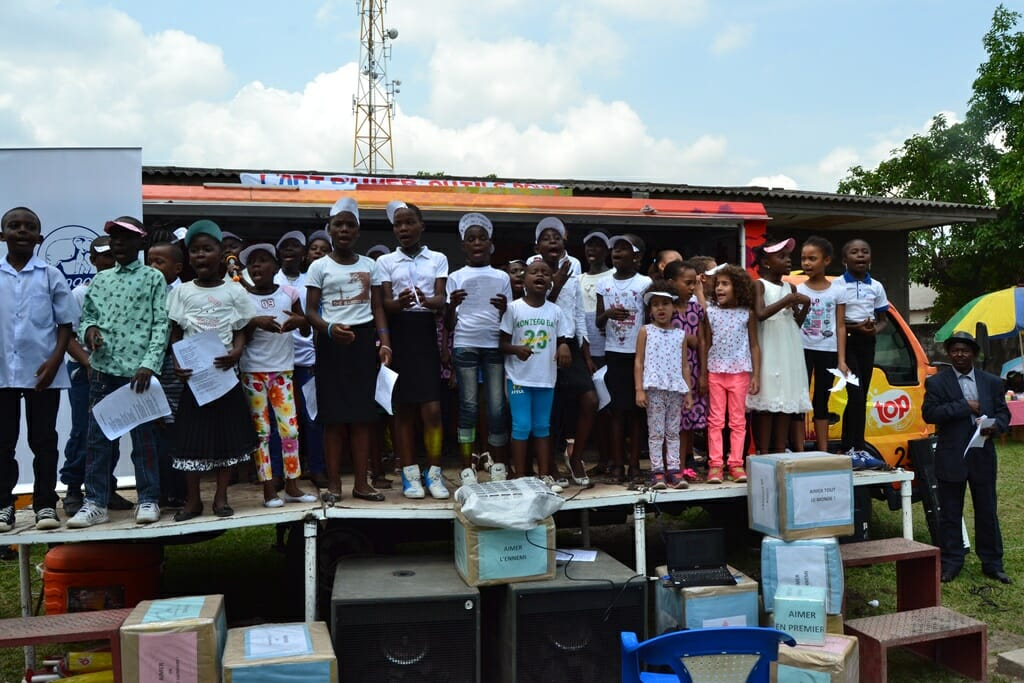 Congo: un rap pour la paix
