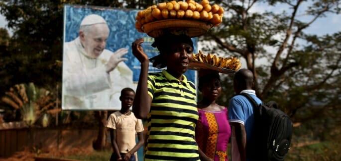 Papa Francesco in Uganda