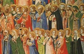 Chi sono i santi?