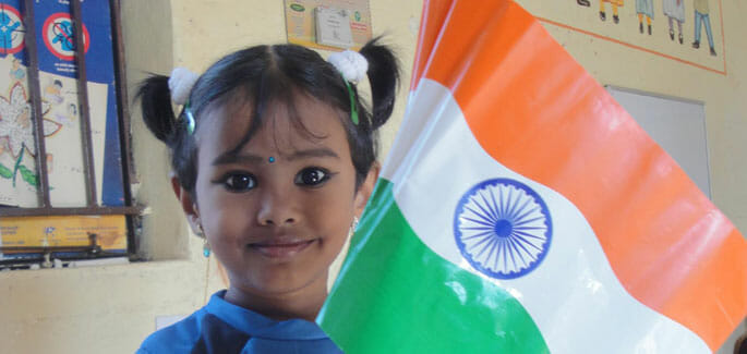 India: Sarvodaya, the dream of Bala Shanti