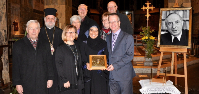 Noorjeahan Majid awarded the 2016 Klaus Hemmerle Prize