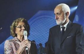 Roma – Incontro con Maria Teresa e Ruggero Badano, genitori della beata Chiara Luce