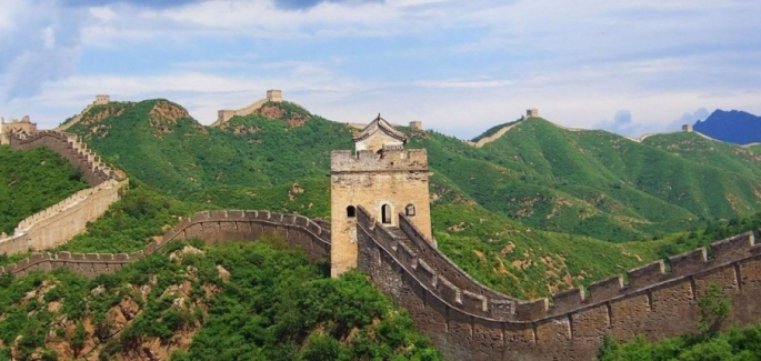 The Gospel beyond the Great Wall
