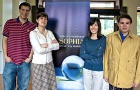 Dopo la laurea a Sophia