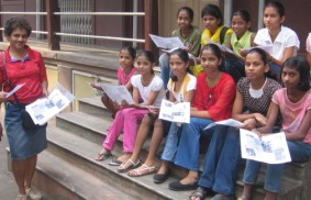 India: Santacruz and Udisha Projects in Mumbai