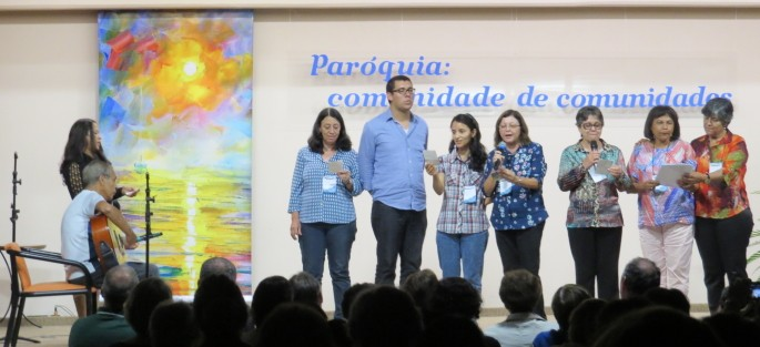 Brazil, parishes united even more