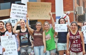 Paraguay : le long printemps des étudiants