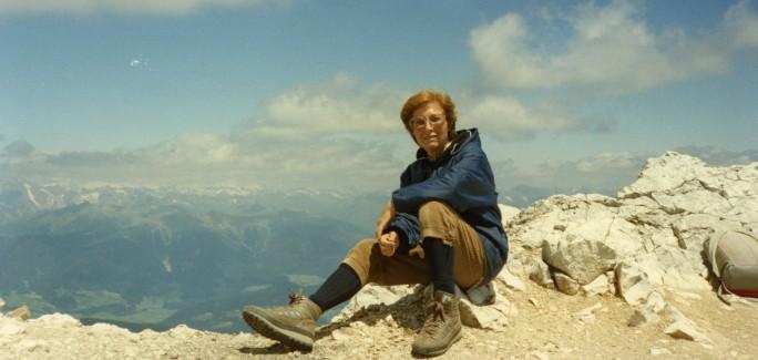 Claretta Dal Rì and the adventure of unity