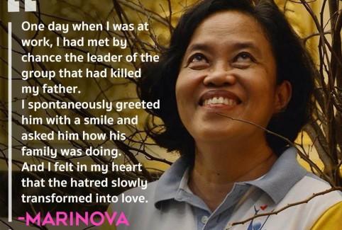 Filipinas: a história de Marinova