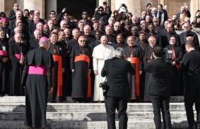 Évêques: « Une Église qui engendre l'unité »,
