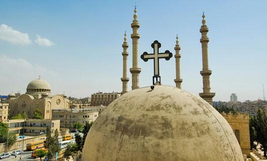 سوريا: الله معنا سيغلب الشرّ